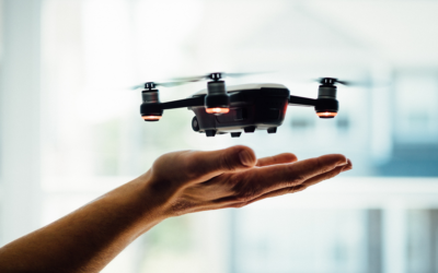 Augmented Reality Drone Manufacturing