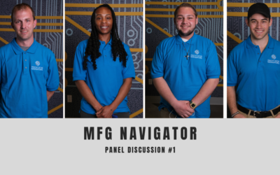 Manufacturing Navigators Panel Discussion #1