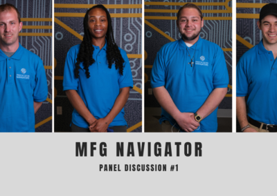 Manufacturing Navigators Panel Discussion #1