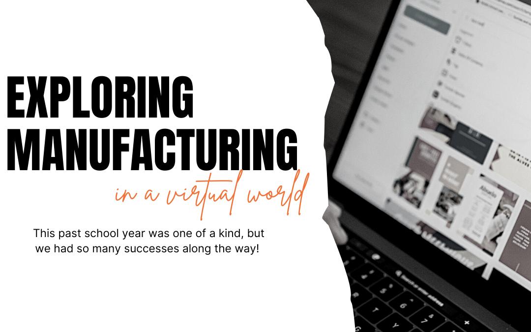 Exploring Manufacturing in a Virtual World – Year Recap