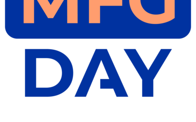National MFG Day is coming up!